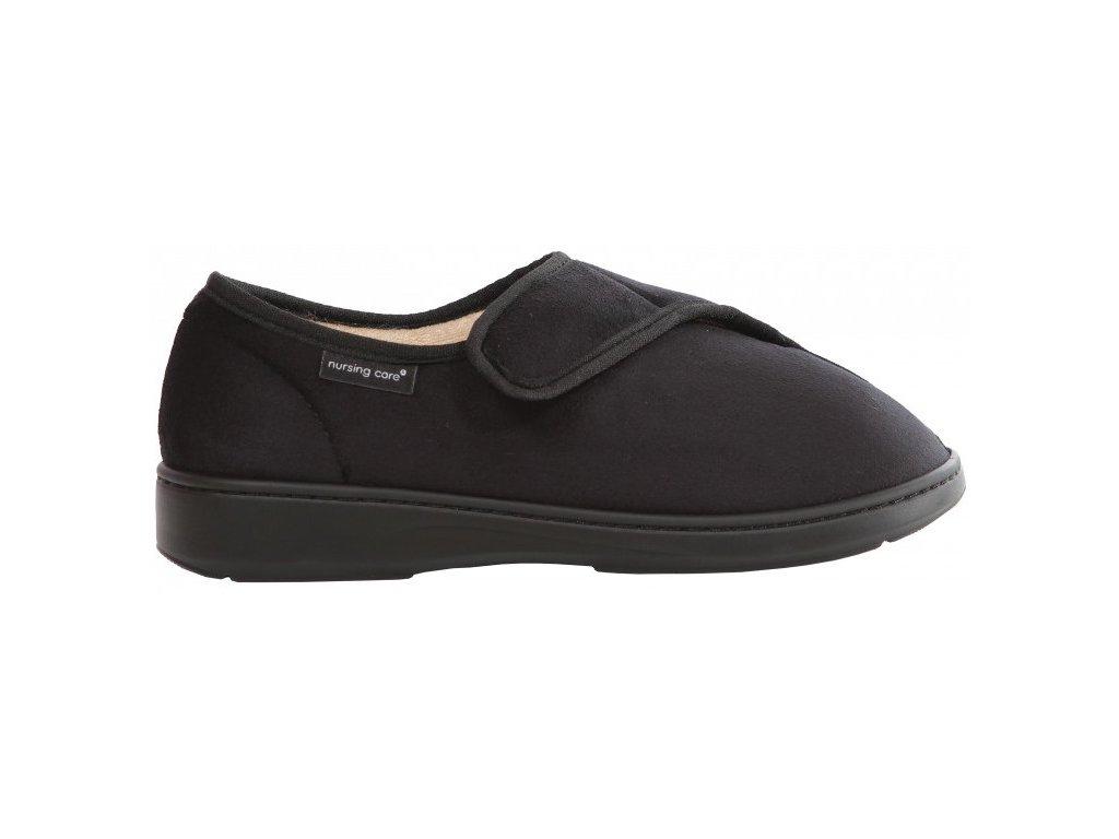 MARAO zdravotní obuv černá M5T11 Nursing Care