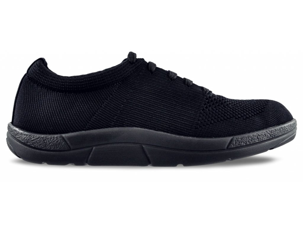 ALLEGRA elastická zdravotní obuv dámská černá 05450-999 Berkemann