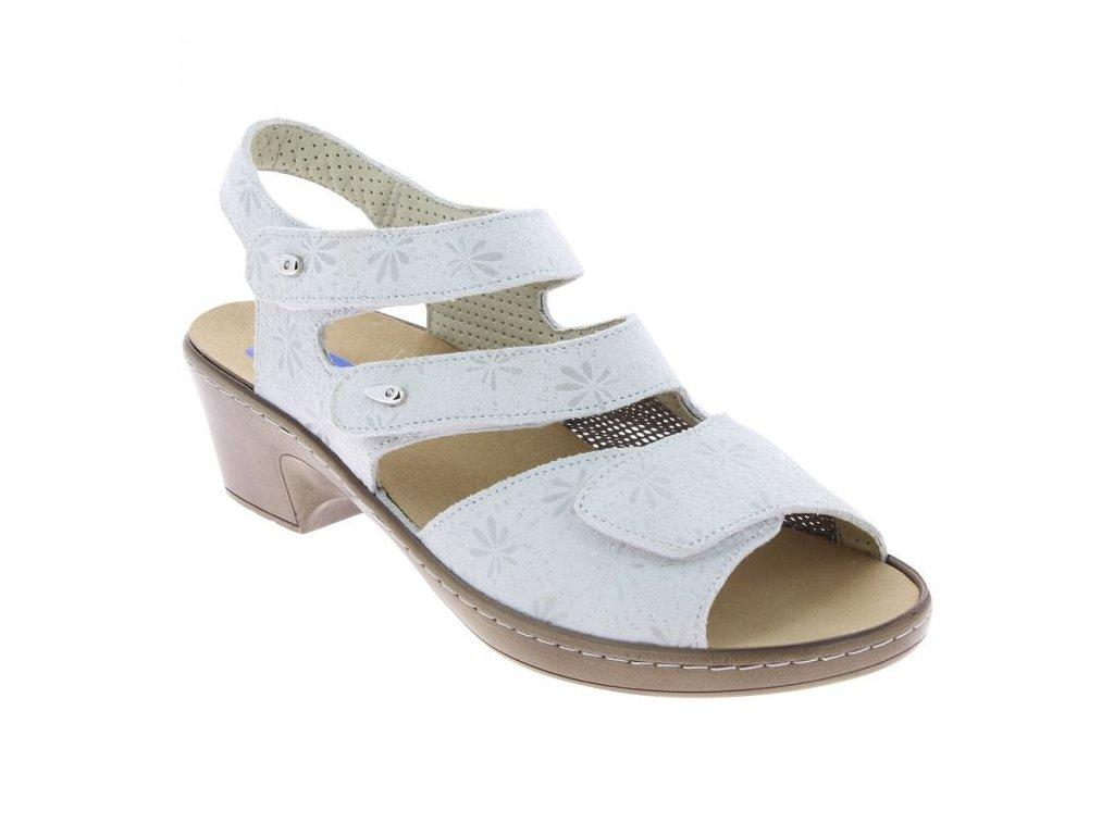 KYARA halluxový sandálek dámský perleťový PodoWell