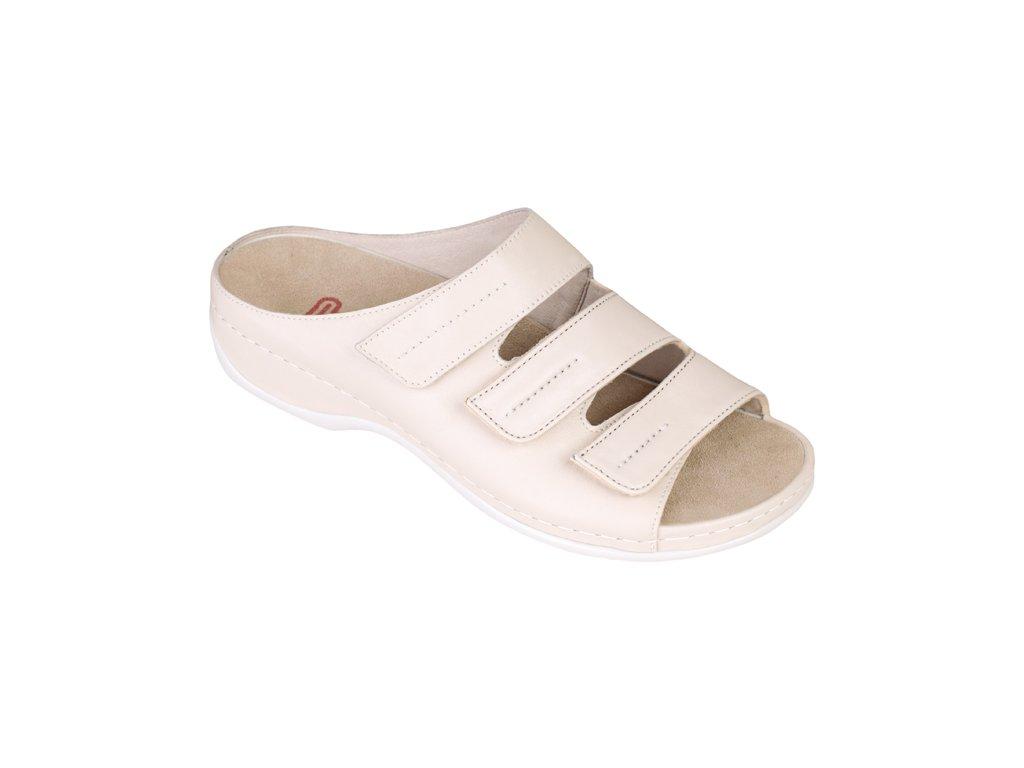 zdravotní pantofle dámské