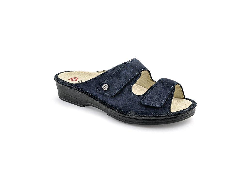 letní diabetická dámská obuv