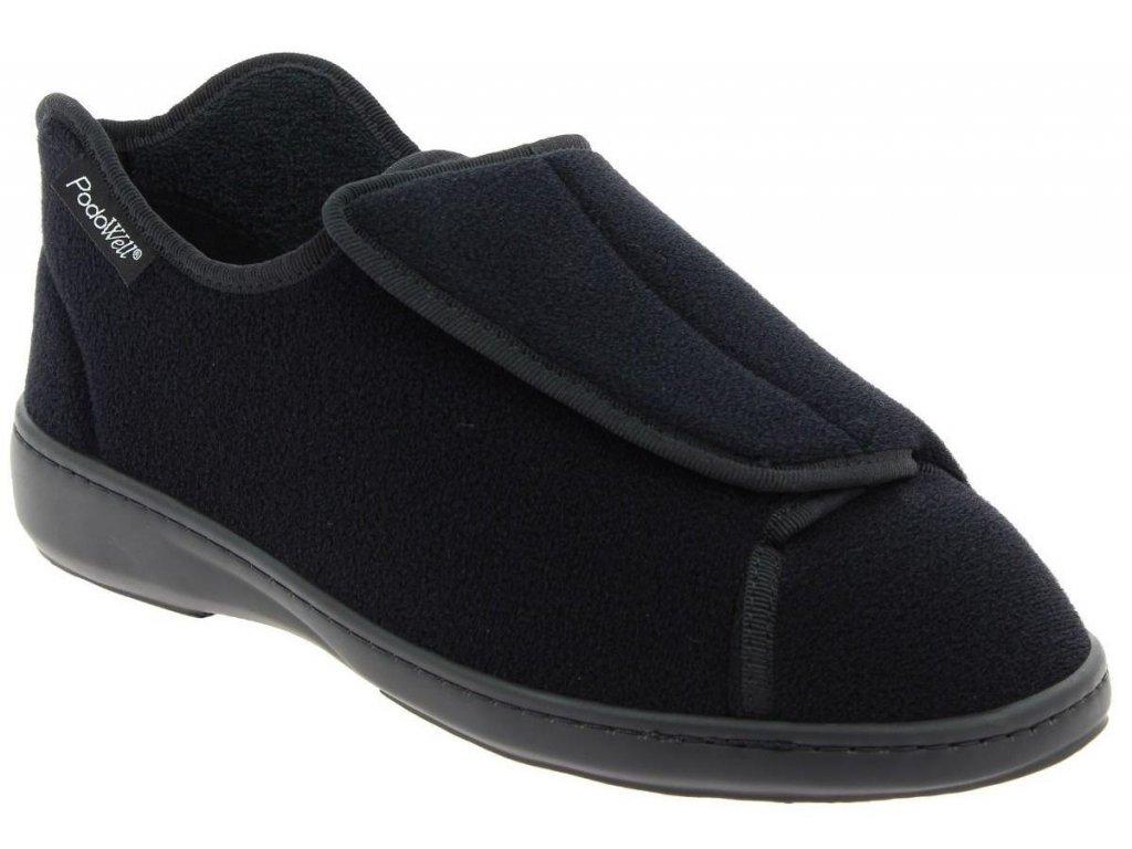 ANITE-zdravotní-obuv-unisex-černá-PodoWell