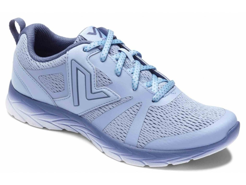 Dámská botaska Brisk Miles světle modrá Vionic zdravotní 1