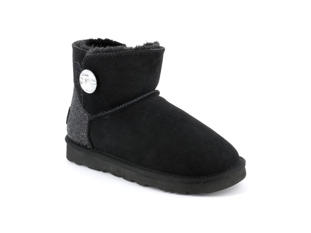 TOME PO1008 sněhule dámské černé Grunland 5