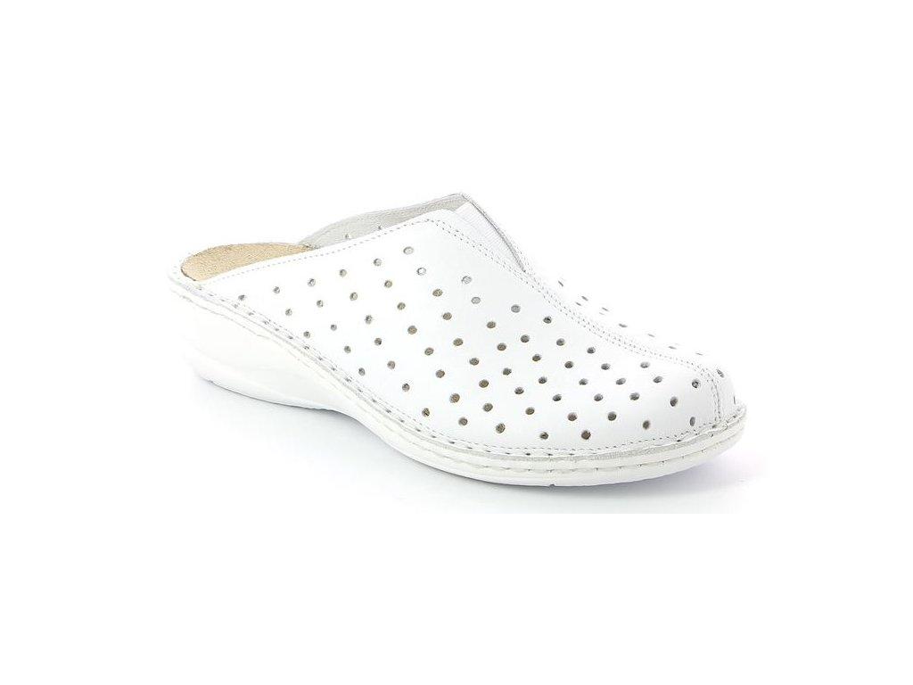 DARA CE0096 dámská pracovní obuv bílá Grunland 1