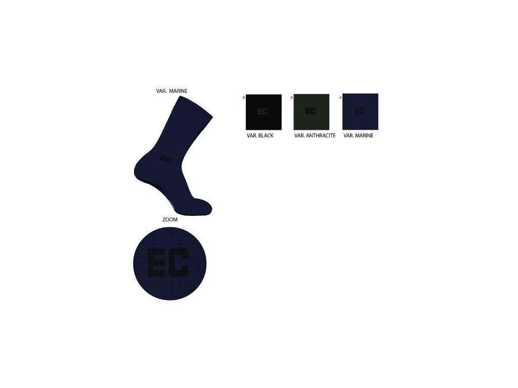 SUNLINE 3C pánské ponožky Enrico Coveri