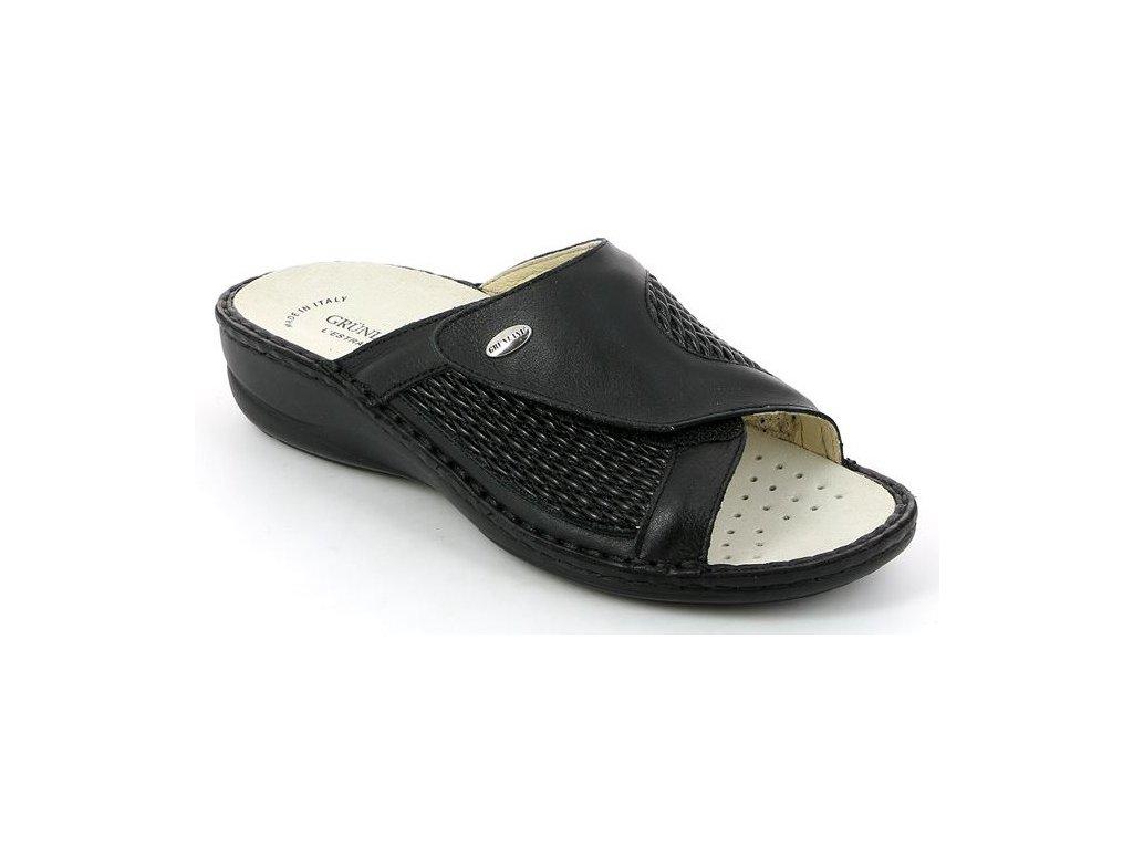 DARA CE0084 halluxový pantofel dámský černý Grunland 1