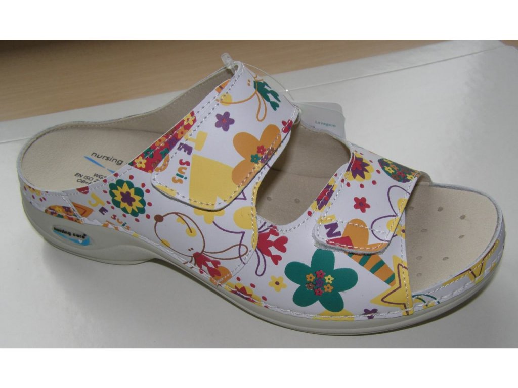 VIENA dámská pantofle pratelná junior WG8F2 Nursing Care 1