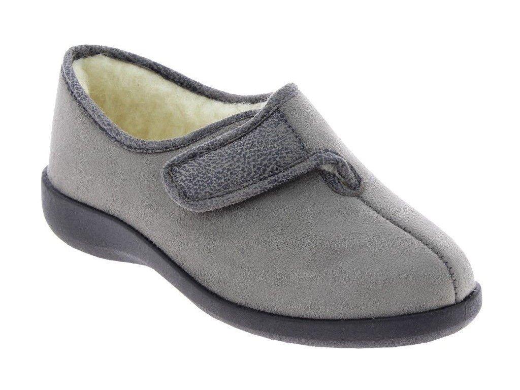 TOTIE zdravotní obuv pro doma taupe PodoWell a