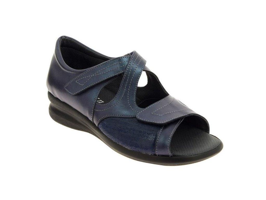 MAIWEN zdravotní sandál modrá PodoWell