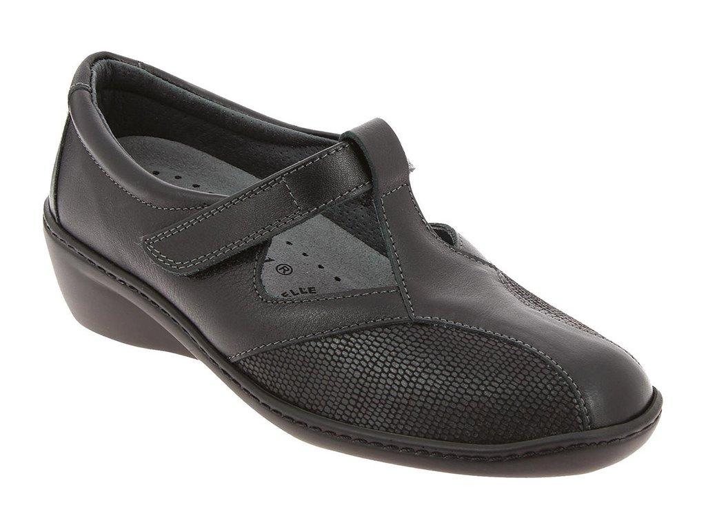 SWAN PRESTIGE obuv pro halluxe a kladívkové prsty černá PodoWell