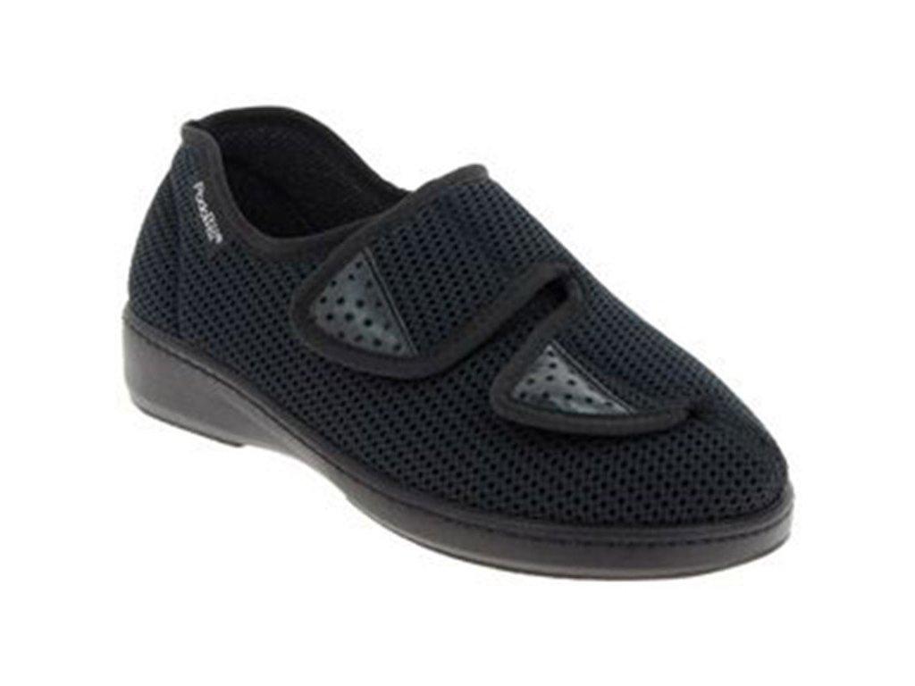 ARREAU-zdravotní-obuv-unisex-černá-PodoWell