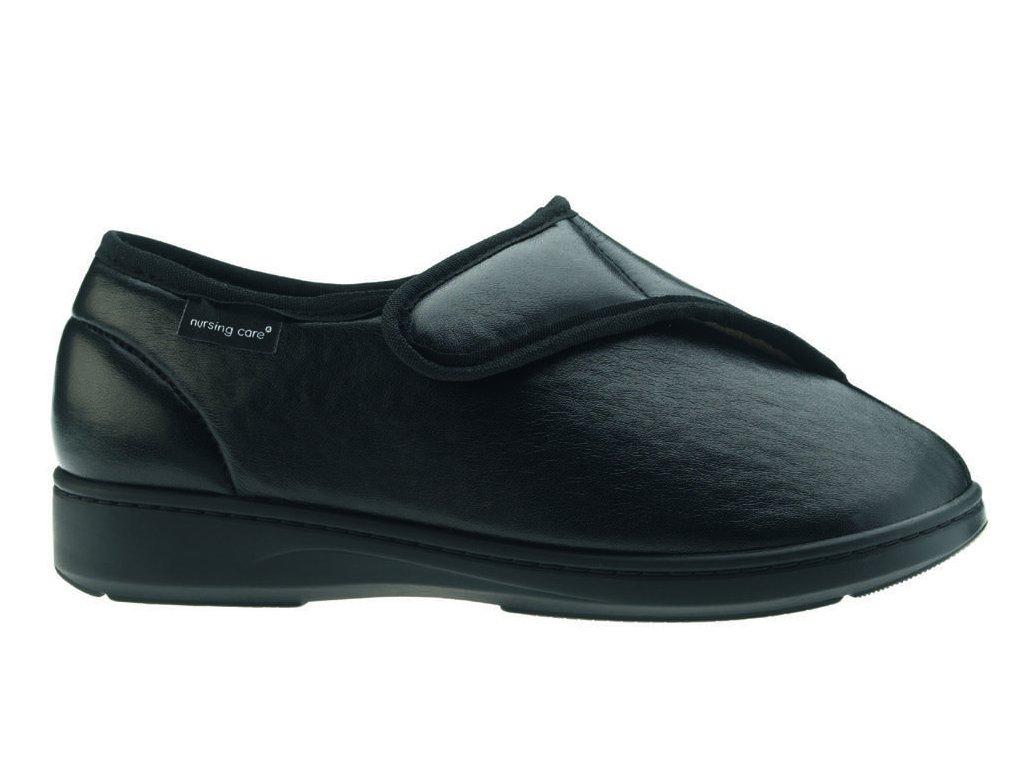 MALCATA zdravotní obuv nepromokavá unisex černá M5S11 Nursing Care