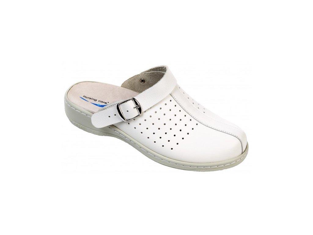 MIRA pracovní obuv bílá BE6A10 Nursing Care 3