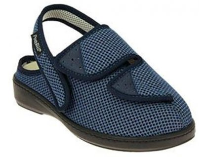 ARRY-zdravotní-sandálek-pantofel-unisex-modrá-PodoWell