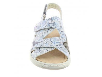 GINA zdravotní sandál modrá PodoWell