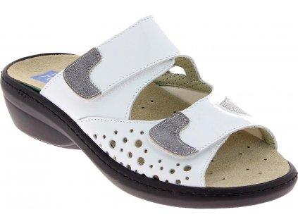 DORIS halluxový sandálek dámský bílý PodoWell