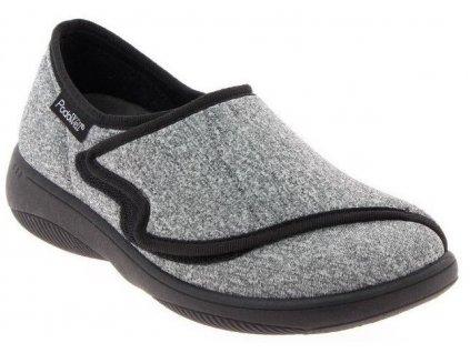 ARNAUD-zdravotní-obuv-unisex-šedá-PodoWell