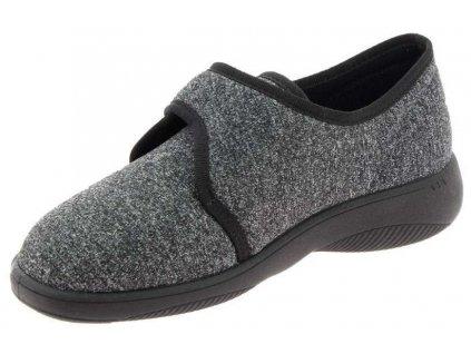 ANTOINE zdravotní obuv unisex černá PodoWell