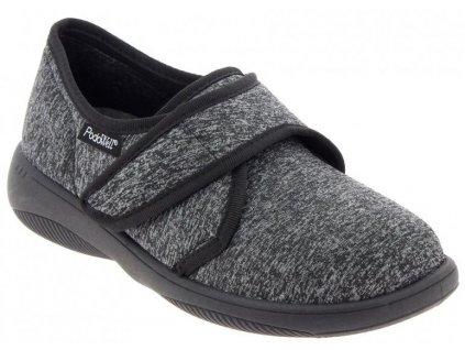ANTOINE-zdravotní-obuv-unisex-černá-PodoWell-1