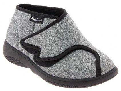 ALAN zdravotní obuv unisex šedá PodoWell