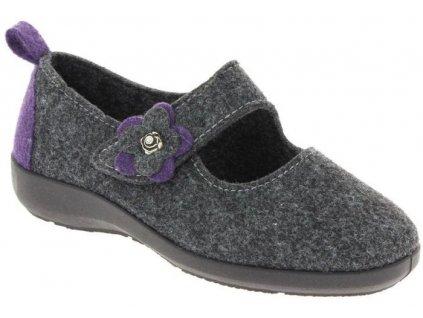 TATOO domácí obuv šedá PodoWell