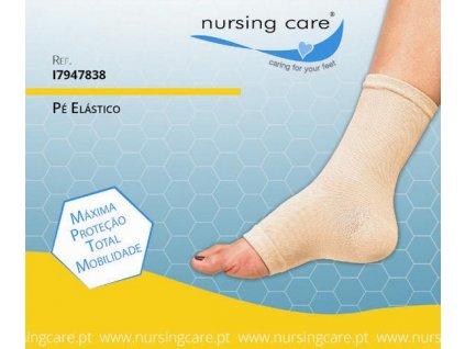 Elastická bandáž na kotník Nursing Care