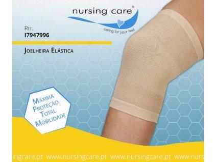 Elastická bandáž na koleno Nursing Care