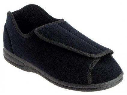 GRANIT zdravotní obuv pro oteklé nohy černá PodoWell