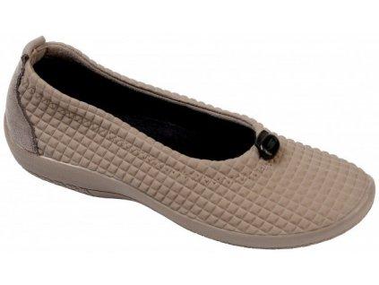PINHAO elastická obuv dámská béžová O2012 Nursing Care 3