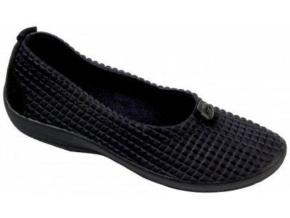 PINHAO elastická obuv dámská černá O2011 Nursing Care 3