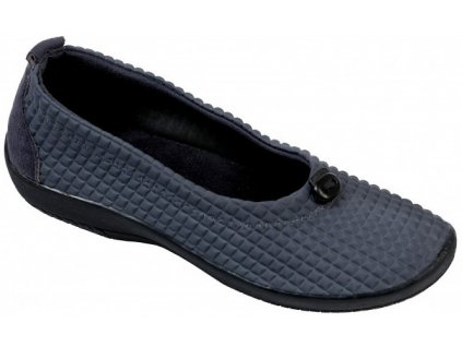 PINHAO elastická obuv dámská šedá O2001 Nursing Care 3
