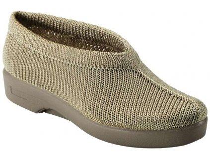 LIMA elastická obuv dámská béžová O104 Nursing Care