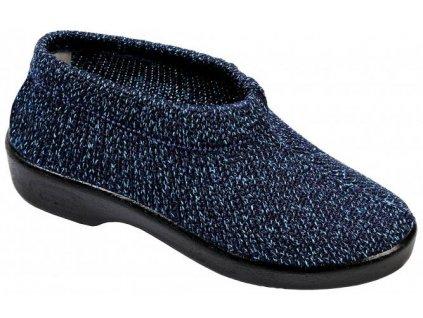 LIMA elastická obuv dámská světle modrá O1F44 Nursing Care 3
