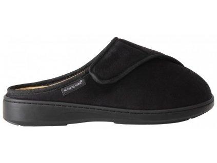 SICÓ zdravotní pantofle unisex černá M13T11 Nursing Care