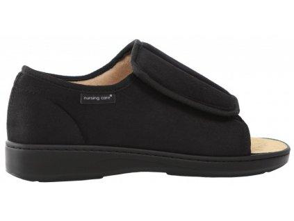 LAROUCO zdravotní obuv černá M8T11 Nursing Care 1