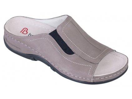 ISABELLA zdravotní pantofle dámská stone Berkemann
