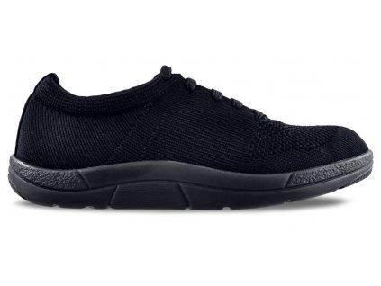 ALLEGRA elastická zdravotní obuv dámská černá Berkemann