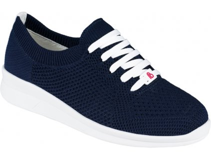 EILA elastická zdravotní obuv dámská modrá Berkemann