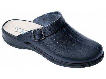 MIRA pracovní obuv tmavě modrá BE6A03 Nursing Care 3