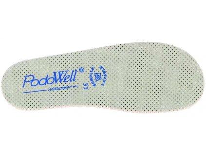 Stélka Podergo do obuvi PodoWell