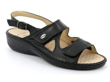 DARA SE0401 dámský sandálek černý Grunland 1