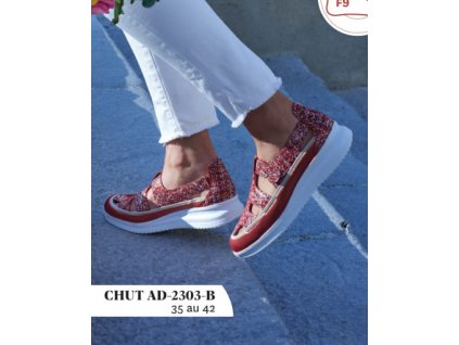 diabetická obuv dámská