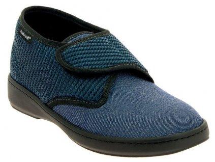 ALDO zdravotní obuv unisex jean modrá PodoWell a