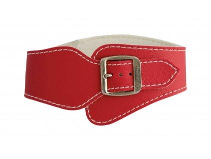 ORIGINAL SANDAL 00140 200 dřeváky náhradní pásky červené Berkemann