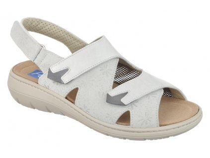 GINA zdravotní sandál perleťová PodoWell
