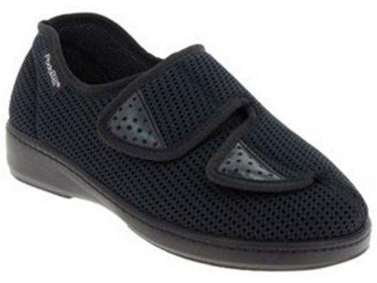 ARREAU zdravotní obuv unisex černá PodoWell
