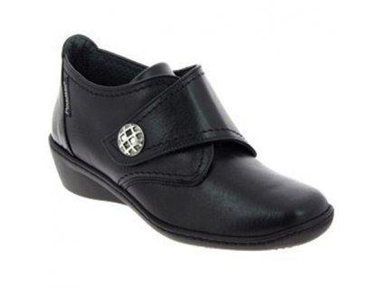 SAMIRA zdravotní kotníková obuv černá PodoWell