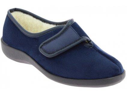 TOTIE zdravotní obuv pro doma modrá PodoWell