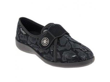 UCLA zdravotní obuv černá PodoWell